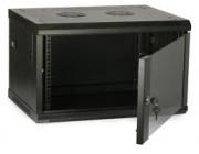 RACK 19'' 6u 500mm GLC black